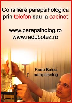 consiliere parapsihologica - situatii inexplicabile